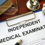 Independent Medical Examinations form